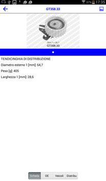 iParts NTN SNR apk screenshot