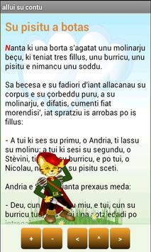 Fiabe Sardo-Campidanese Free apk screenshot