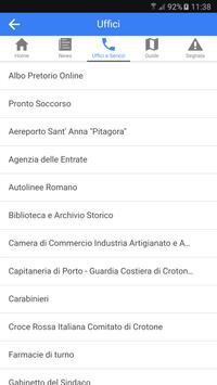 iCrotone apk screenshot