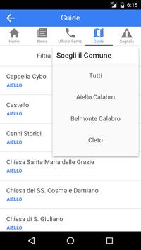 iBassoTirrenoCosentino apk screenshot