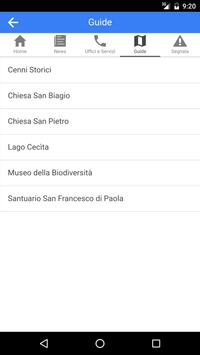 iSpezzanoDellaSila apk screenshot