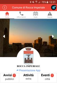 iRoccaImperiale poster