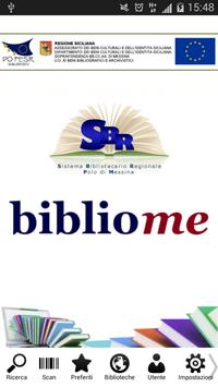 BiblioMe poster