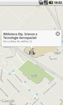 Polimi Library apk screenshot