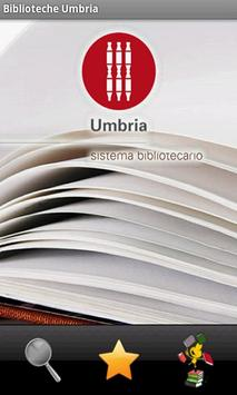 Umbria Libraries poster