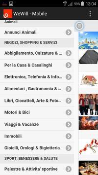 WeWill - Mobile apk screenshot