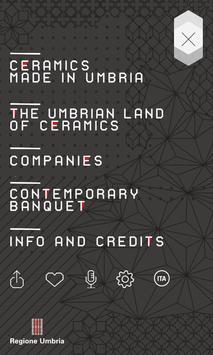 Ceramics Made in Umbria apk screenshot