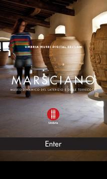 Marsciano - Umbria Musei poster