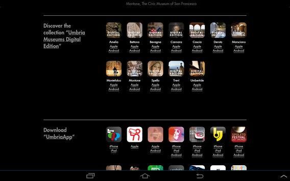 Montone - Umbria Museums apk screenshot