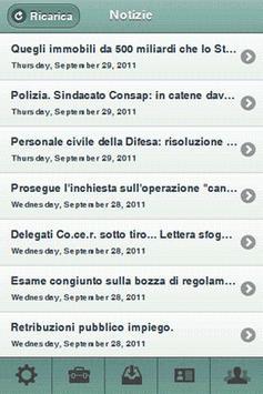 ForzeArmate apk screenshot