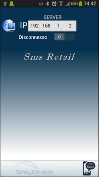 SMS Retail poster