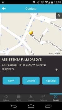 Assistenza F.lli Dabove apk screenshot