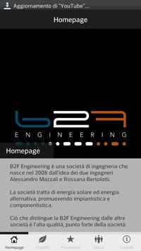 B2F Engineering poster
