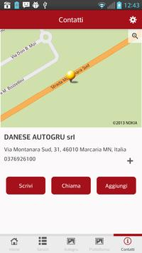 Danese Autogru apk screenshot