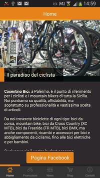 Cosentino Bici poster