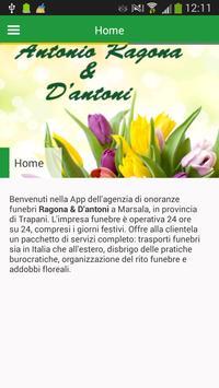 Ragona & D'antoni poster