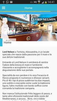 Lord Nelson poster