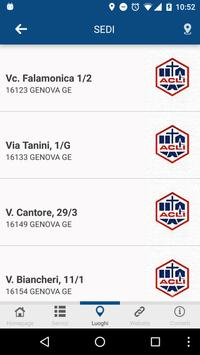 Acli Genova apk screenshot