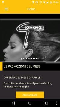 Giacalone Parrucchieri poster