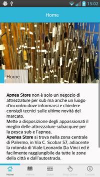 Apnea Store poster