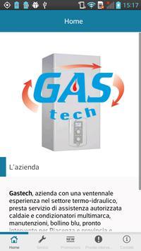 Gas Tech poster