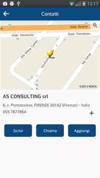 AS Consulting apk screenshot