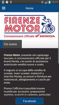 Firenze Motor poster