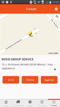 ROSSI GROUP SERVICE apk screenshot