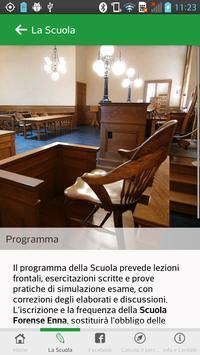 Scuola Forense Enna apk screenshot