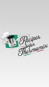 Recipes for Thermomix poster
