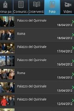 Il Quirinale apk screenshot