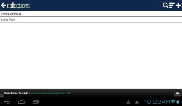 Ninive Library - my books isbn apk screenshot