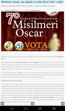 Misilmeri Blog (MisFeeds) apk screenshot