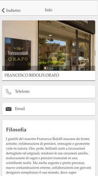 Ridolfi Francesco apk screenshot