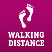Walking Distance icon