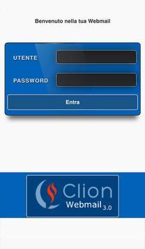 Webmail Clion Smartphone apk screenshot