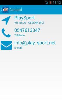 Play Sport apk screenshot