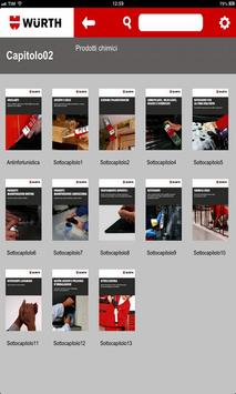 Catalogo Generale Würth Italia apk screenshot