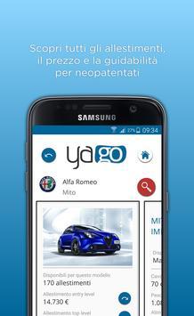 yago: il tuo trova auto apk screenshot