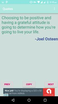Awesome Quotes apk screenshot