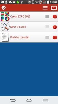 Consolato CZ apk screenshot