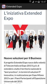 Extended Expo poster