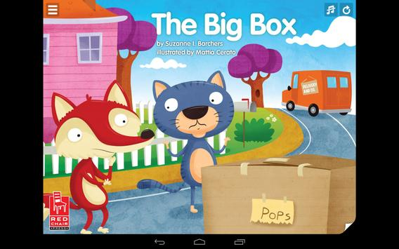 The Big Box by Red Chair Press poster