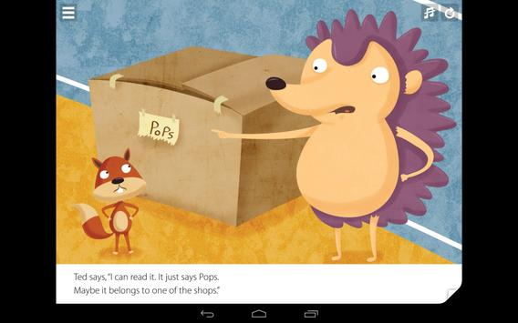 The Big Box by Red Chair Press apk screenshot
