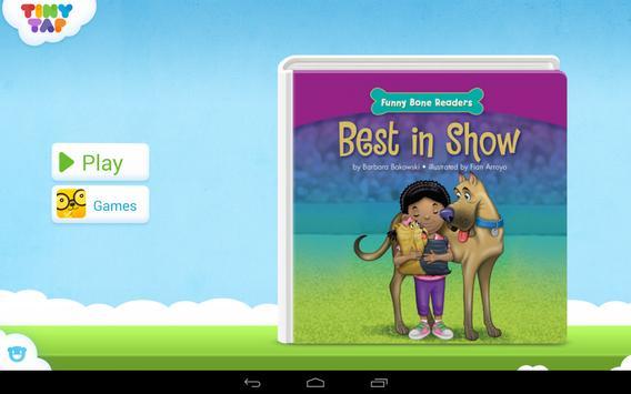 Best in Show - Kids Storybook apk screenshot