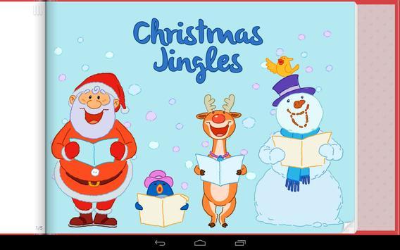 Christmas Sound Book for Kids apk screenshot