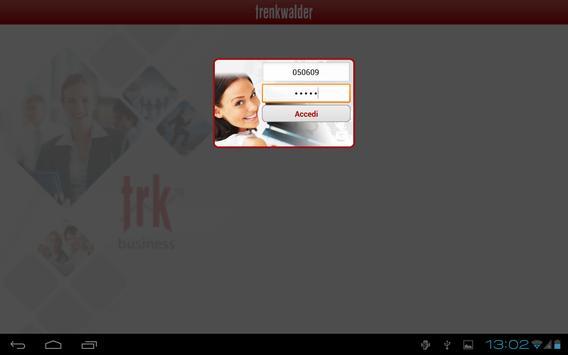 Trenk Business apk screenshot