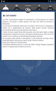 CNA Alessandria poster