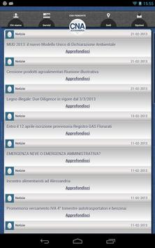 CNA Alessandria apk screenshot