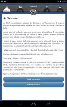 CNA Biella poster